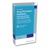 Drug Information Handbook with International Trade Names Index - 26th Edition