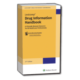 Drug Information Handbook - 27th Edition