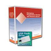 Emergency Preparedness Planning and Resource Manual with USB Flash Drive