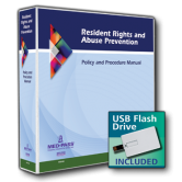 Resident Rights and Abuse Prevention Policy and Procedure Manual with USB Flash Drive
