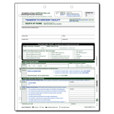 OASIS-D Transfer/Death at Home and Discharge/Transfer Summary - 50/pack