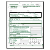 OASIS-D Skilled Nursing Discharge from Agency & Discharge Summary- 50/pack