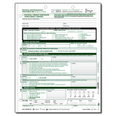 OASIS-D Physical Therapy Discharge from Agency & Discharge Summary - 50/pack