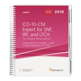 2019 ICD-10-CM for SNF, IRF, and LTCH: with 2019 Guidelines