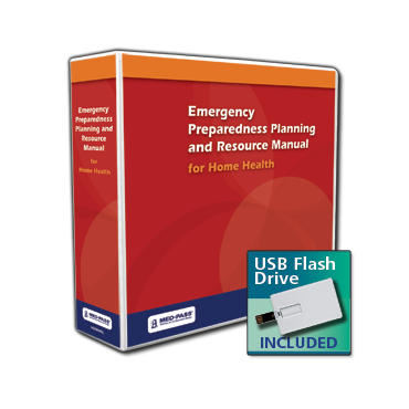 Emergency Preparedness Planning and Resource Manual for Home Health