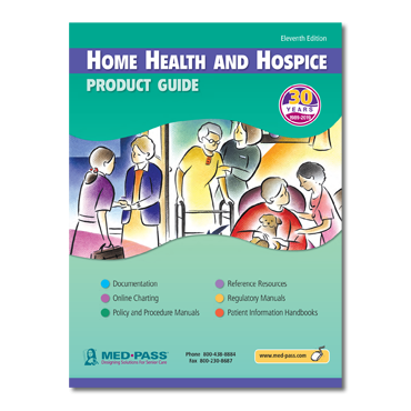 Home Health/Hospice Catalog
