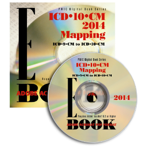 ICD-10-CM 2014 Mapping - CD eBook